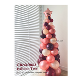Christmas Balloon Tree [Free Delivery]