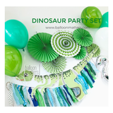 Dinosaur DIY Party Set 1 - No helium required