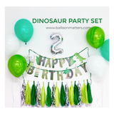 Dinosaur DIY Party Set 3 - No helium required