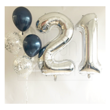 Giant Number Balloons Set 3
