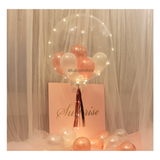 Will You Marry Me Personalised Balloon Surprise Box