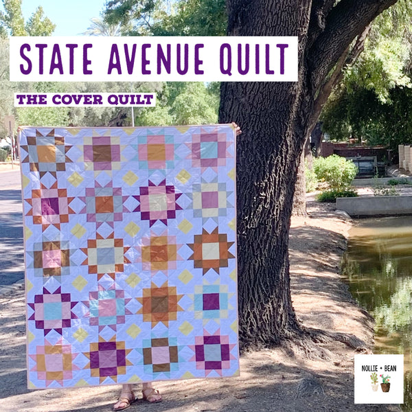 State Avenue Quilt Pattern