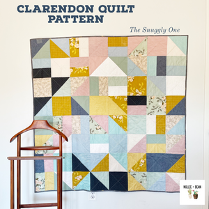 Clarendon Quilt: The Snuggly One