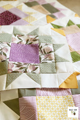 State Avenue Quilt by Nollie + Bean
