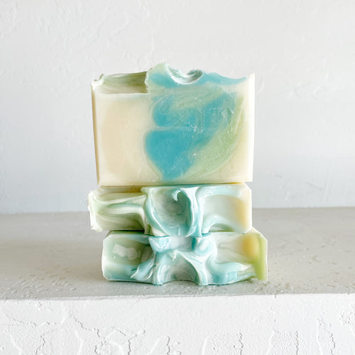 Blueberry + Lime Soap