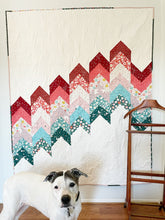 Orangewood Quilt Pattern by Nollie + Bean