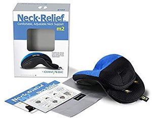 CerviPedic Neck Relief Pillow - Relieves Neck Tension & Promotes Natural Spinal Curve