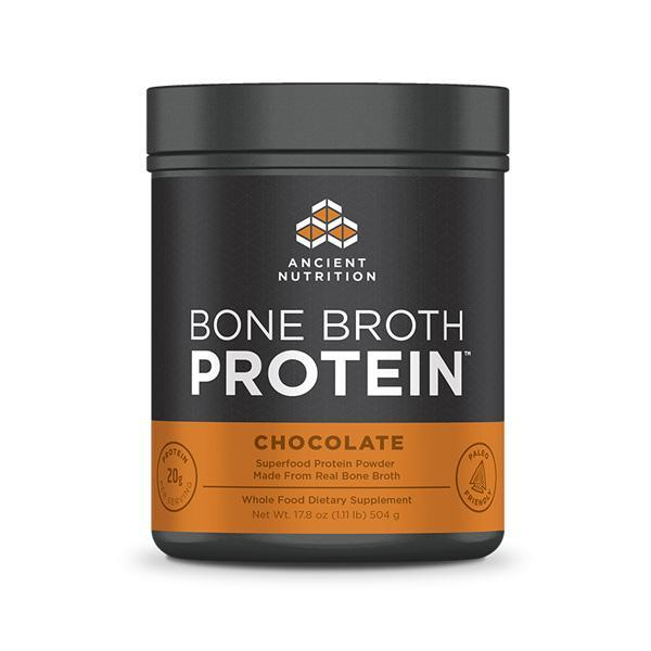 Dr. Axe Bone Broth Protein- Chocolate