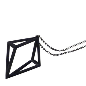 Heavy Kite Pendant LRG