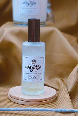 SANTAL | Linen + Room Spray