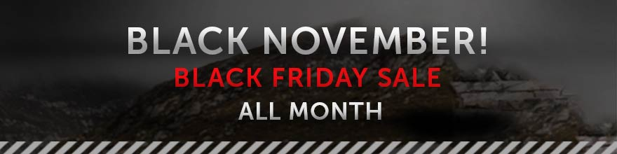 Xtreme Series Sale - Black November All Month