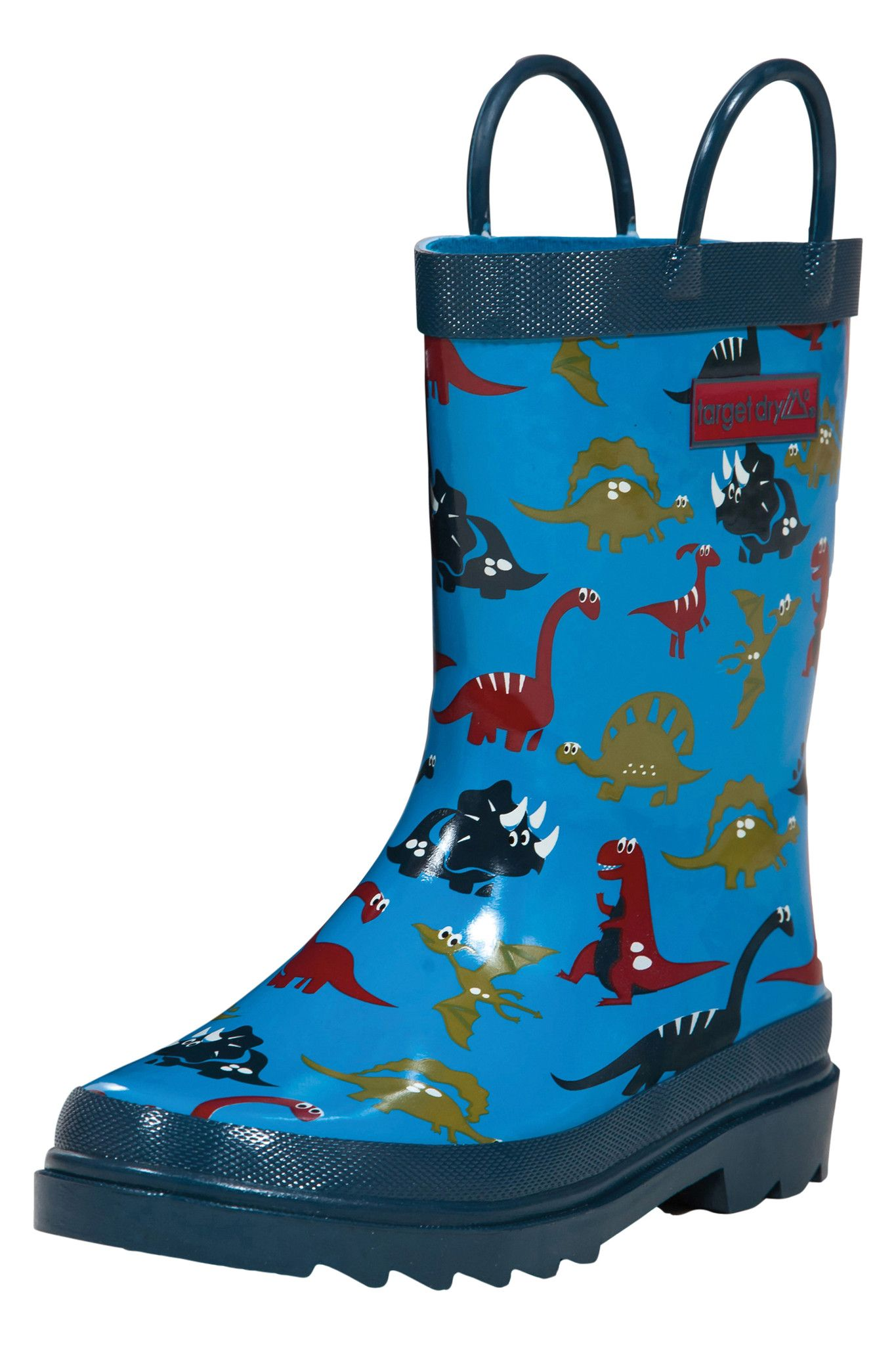 2a8ee5b51915 ... Target Dry Max Boys Rubber Welly Boots