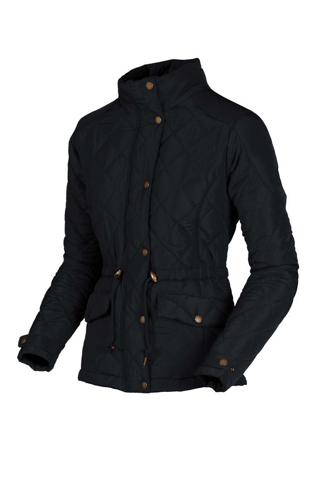 Ennis Quilted Jacket For Women Warm Stylish Modern Target Dry