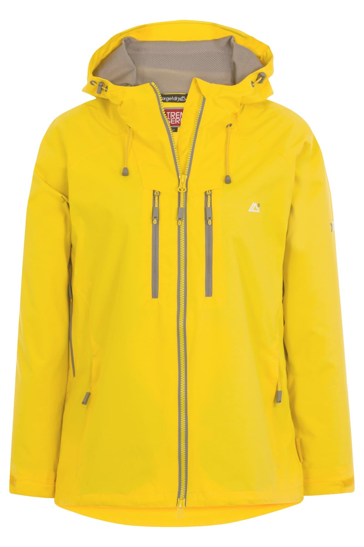 Xtreme Series Solar Womens Waterproof Jacket Yellow ... c60fce46d7