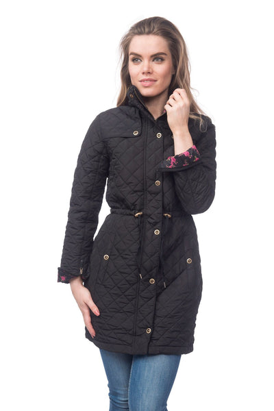 Country Quilted Coats Jackets Target Dry