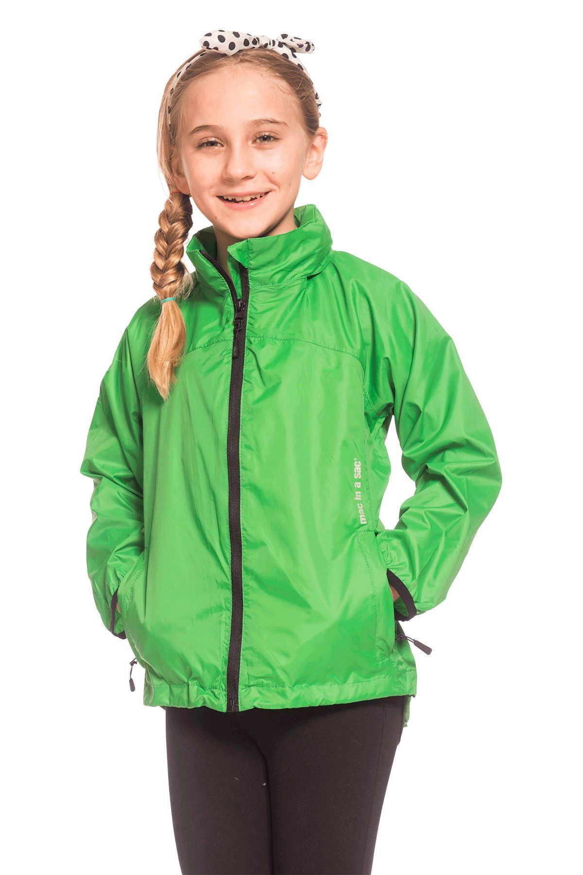 Mac in a Sac 2 Unisex Kids Packaway Jacket