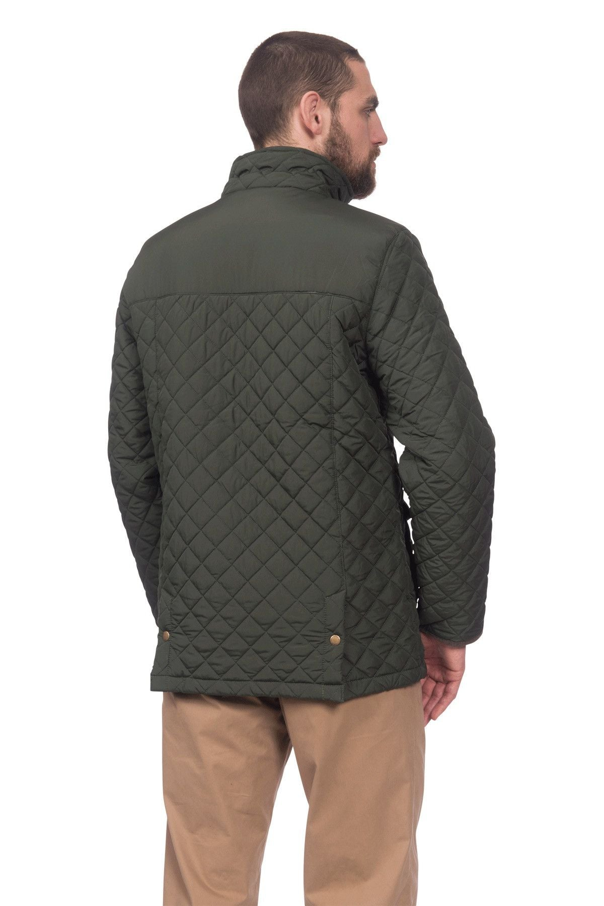 Target Dry | Windsor Quilted Windproof Insulated Coat for Men : mens lightweight quilted jacket - Adamdwight.com