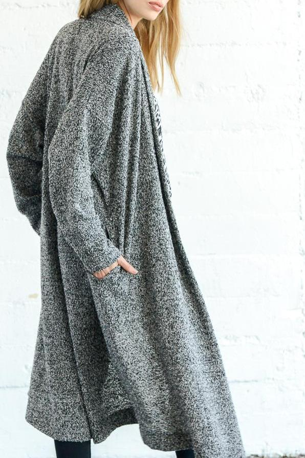 Wayfarer Sweater Duster