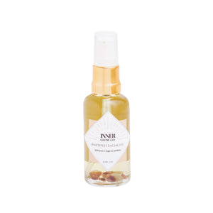 Amethyst Facial Oil | Daily Nutrition Facial Treatment Oil