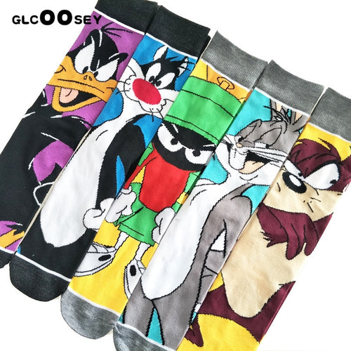 Pack 5 pares de meia - LOONEY TUNES
