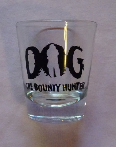 DOG Shot Glass