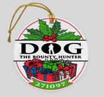 Dog The Bounty Hunter Ornament - Limited Edition!