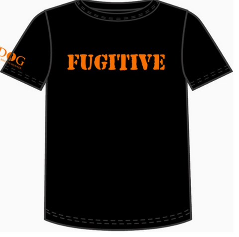Fugitive Tee ONLY A FEW LEFT!