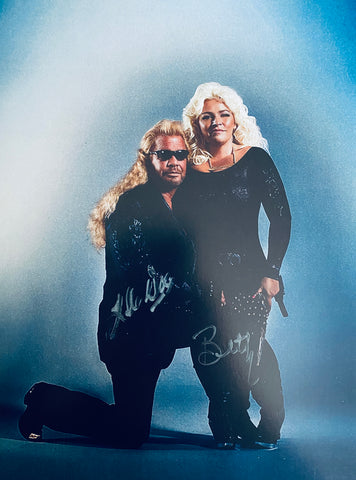 Dog + Beth Autographed Print