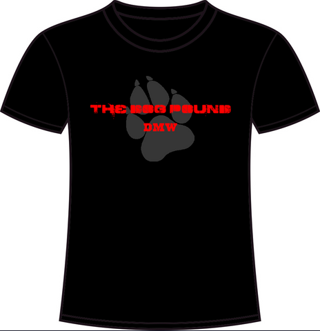 The Dog Pound Black Tee