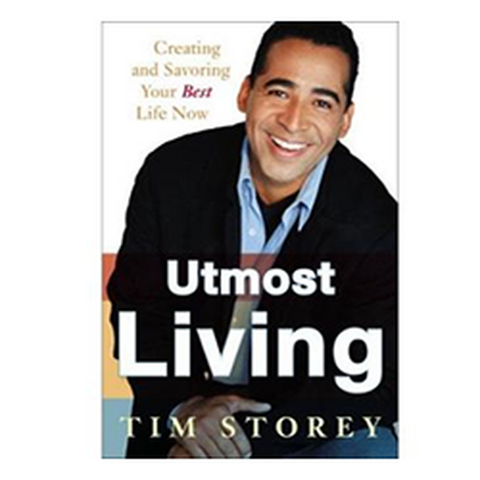 CLEARANCE- Utmost Living Book