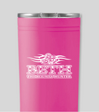 Beth The Bounty Hunter Pink Tumbler *JUST ARRIVED!*