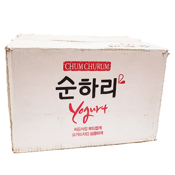 Chum Churum Yogurt 360ml Caja 20 pza - DOKSURI