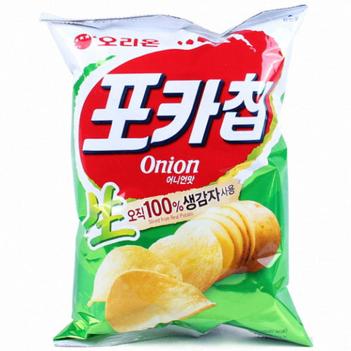 Orion Poca Chip Onion 66g