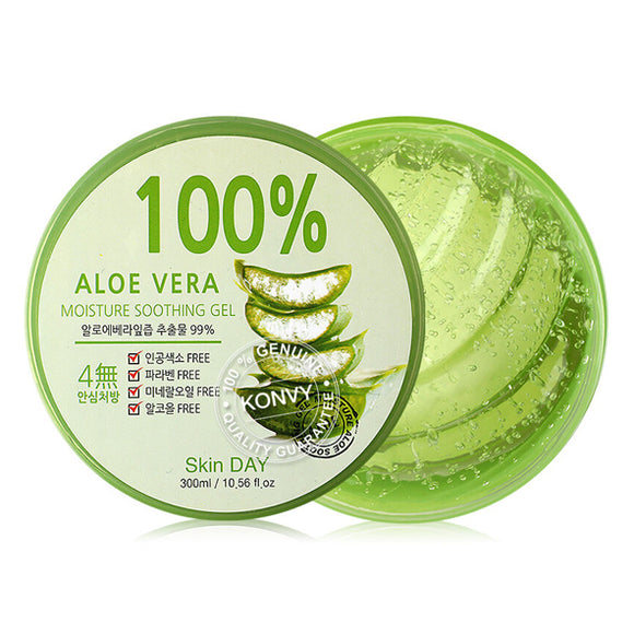 Skin Day Gel de Aloe Vera 100% 300ml