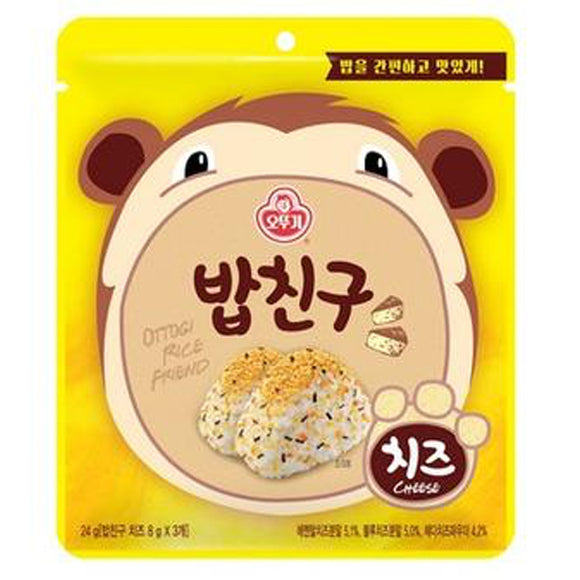 Ottogi Rice Seasoning Queso 36.3g