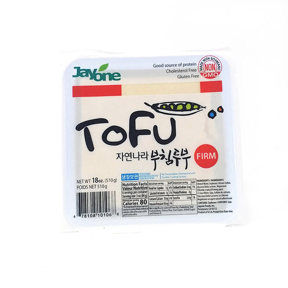 Jayone Tofu Firm 510g