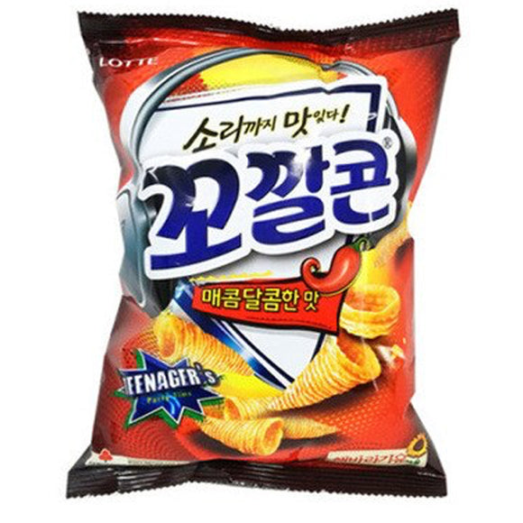 Lotte Kokal Corn sweet and spicy 72g