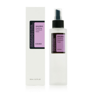 Corsx AHA/BHA Clarifying Treatment Toner
