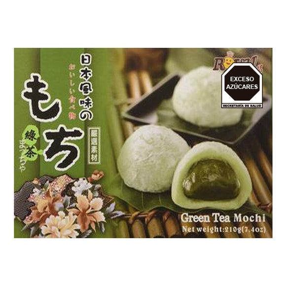 Royal Mochi 210g Te Verde