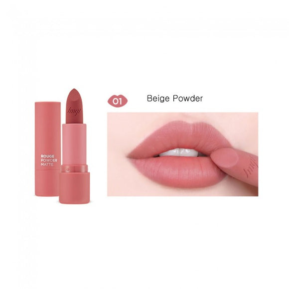 The Face Shop Rouge Powder Matte 01 Beige Powder