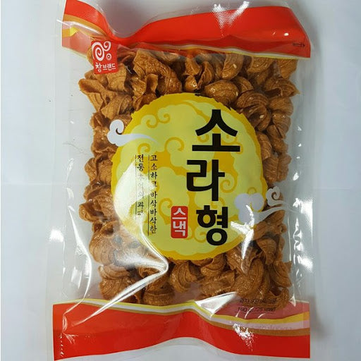 Korean Cracker Forma de Cascara 300g