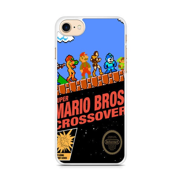 Super Mario Bros Crossover iPhone 7 case