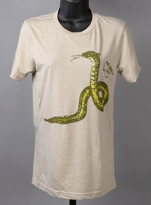 Deadly Prey Gallery Brew Snake Tee Shirt