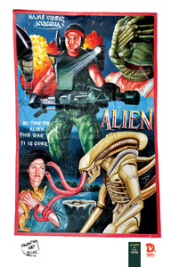 Aliens Vs. The Thing - 10 Print Set