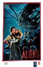 Load image into Gallery viewer, Aliens Vs. The Thing - 10 Print Set