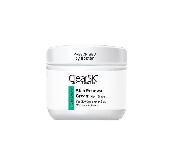 [544] ClearSK Skin Renewal Cream $65 | Member $55