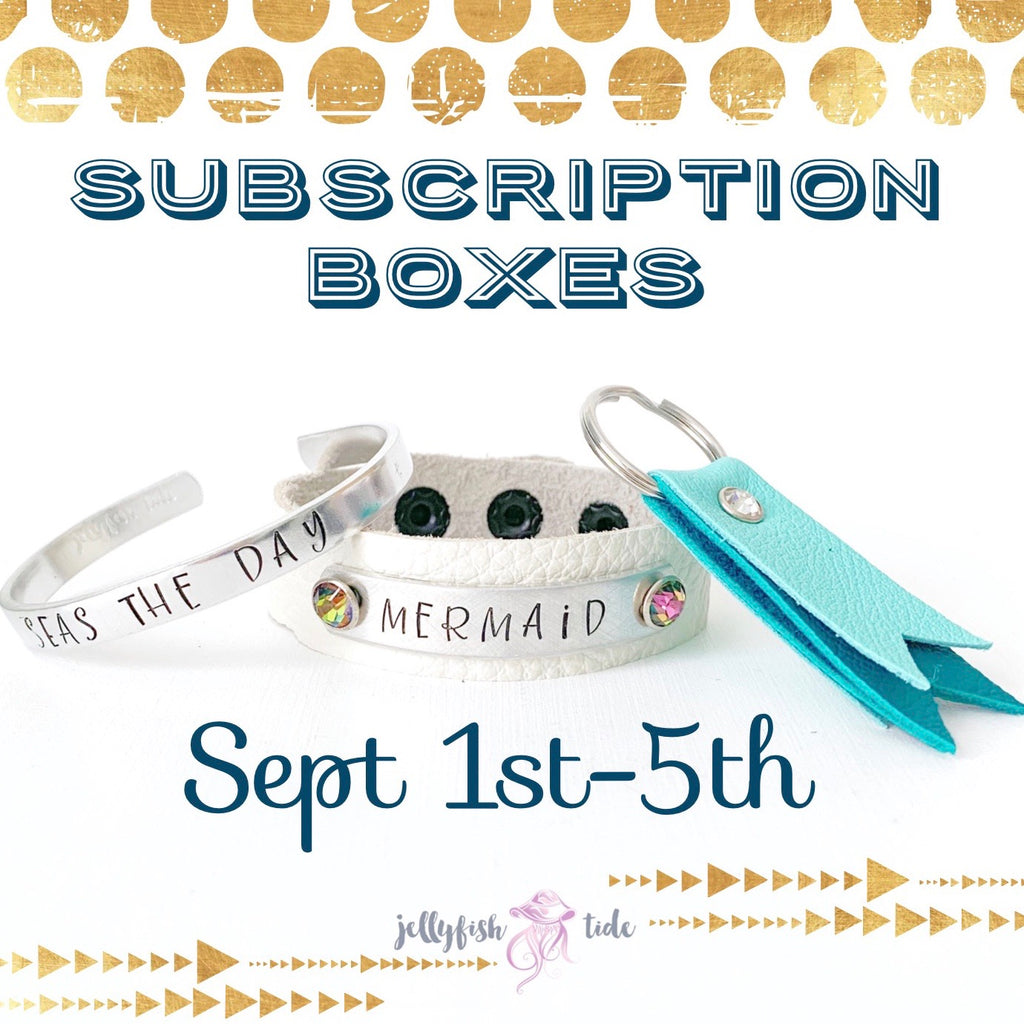 $40 September Subscription Box