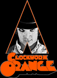 CLOCKWORK ORANGE - Alex Backpatch