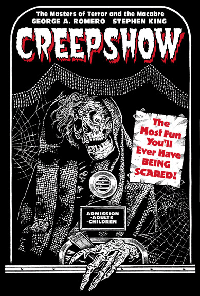 CREEPSHOW - Ticket Taker Backpatch