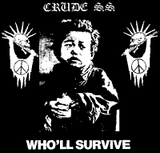 Crude SS Backpatch